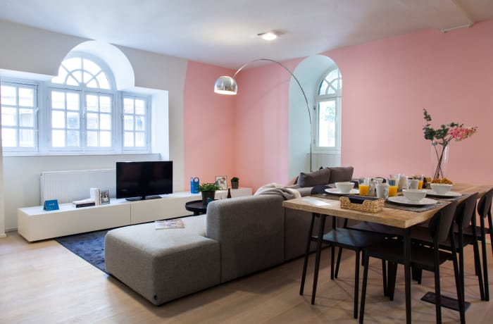 Apartment in Van Orley, Botanique - 6