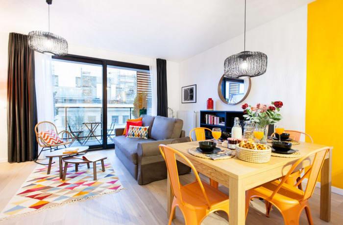 Apartment in Belliard III, Eu Quarter - 1
