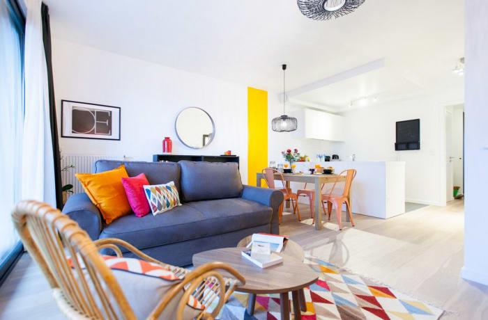 Apartment in Belliard III, Eu Quarter - 2