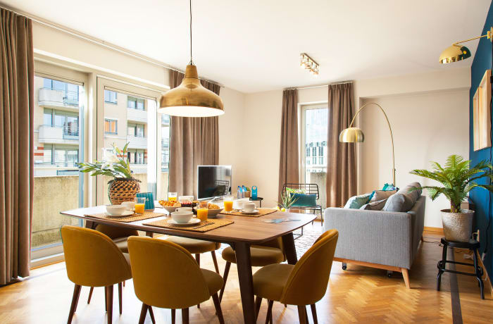 Apartment in Godecharles II, Eu Quarter - 1