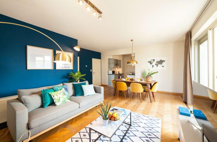 Apartment in Godecharles II, Eu Quarter - 2