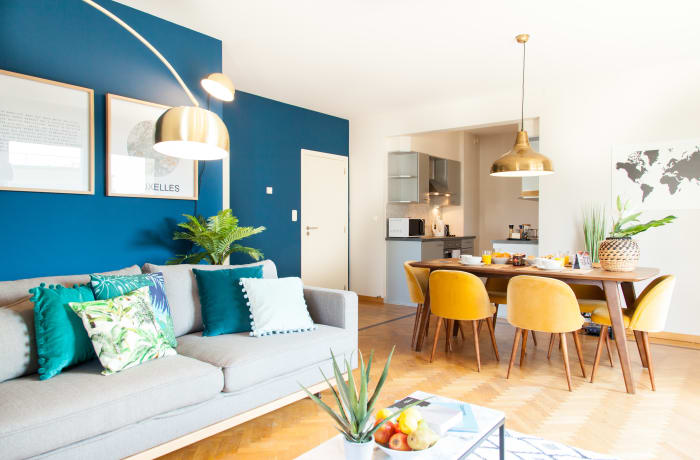 Apartment in Godecharles II, Eu Quarter - 17