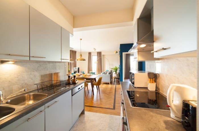 Apartment in Godecharles II, Eu Quarter - 4