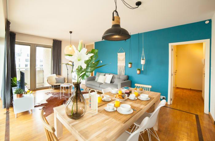 Apartment in Godecharles III, Eu Quarter - 2