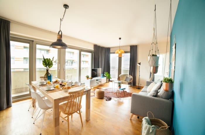 Apartment in Godecharles III, Eu Quarter - 3