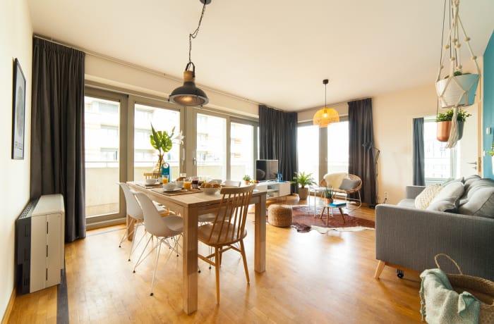 Apartment in Godecharles III, Eu Quarter - 4