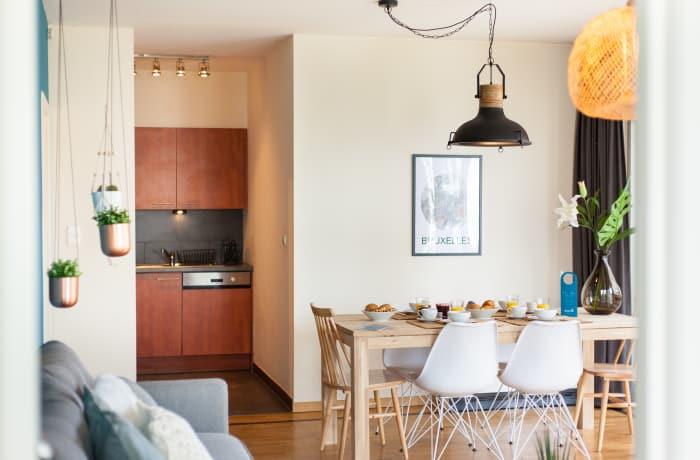 Apartment in Godecharles III, Eu Quarter - 7