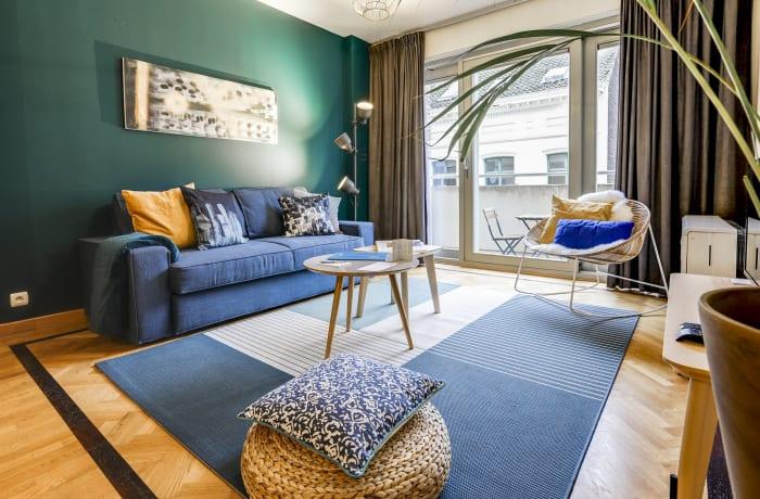 Apartment in Godecharles V, Eu Quarter - 1