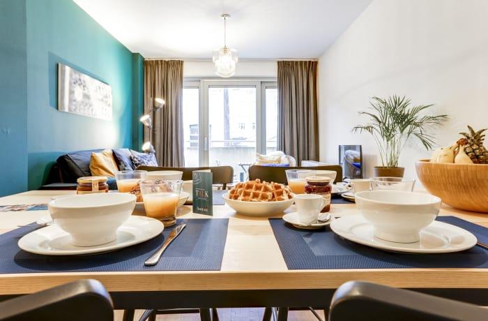 Apartment in Godecharles V, Eu Quarter - 5