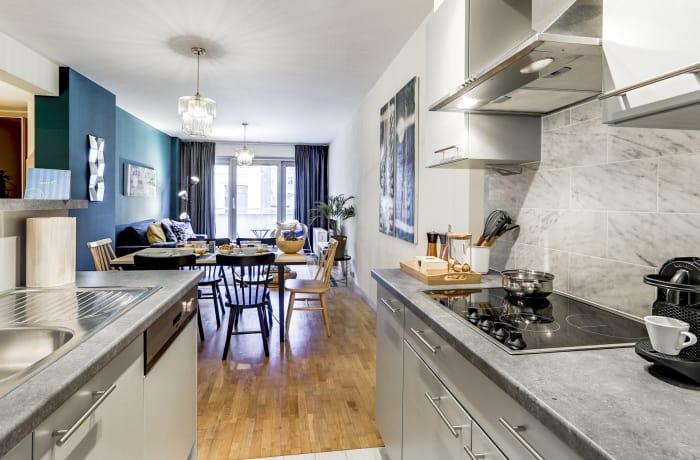 Apartment in Godecharles V, Eu Quarter - 7