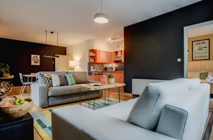 Apartment in Godecharles VI, Eu Quarter - 1