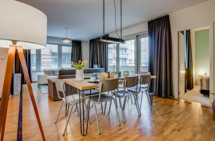 Apartment in Godecharles VI, Eu Quarter - 5