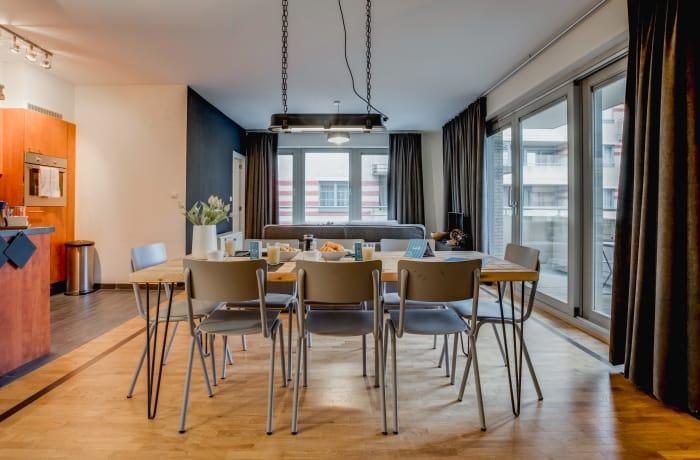 Apartment in Godecharles VI, Eu Quarter - 6