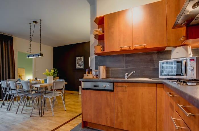 Apartment in Godecharles VI, Eu Quarter - 7