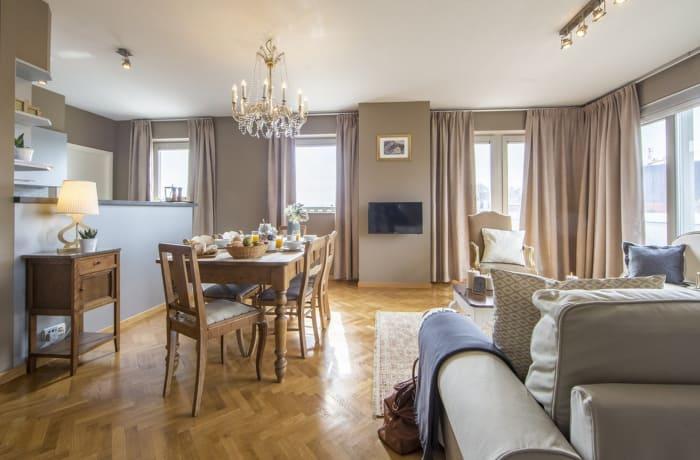 Apartment in Godecharles, Eu Quarter - 2