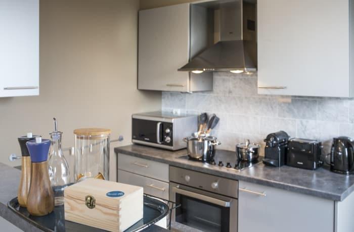 Apartment in Godecharles, Eu Quarter - 3