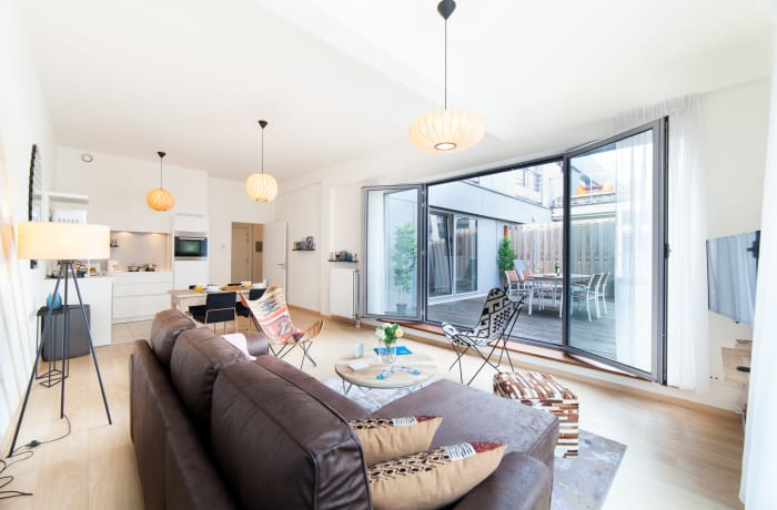 Apartment in Argent X, Grand Place - 1