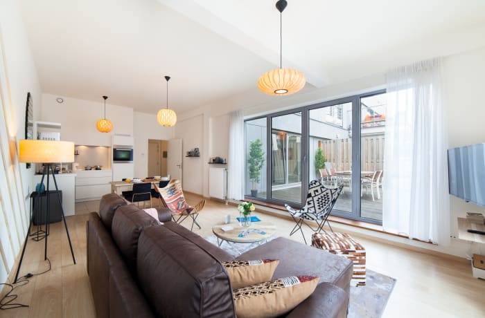 Apartment in Argent X, Grand Place - 15