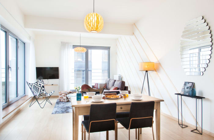 Apartment in Argent X, Grand Place - 4