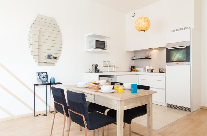 Apartment in Argent X, Grand Place - 5
