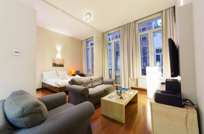 Apartment in Brasseurs II, Grand Place - 4