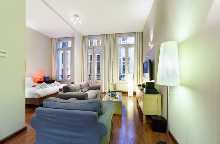 Apartment in Brasseurs II, Grand Place - 5