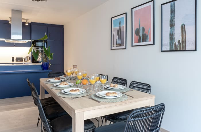 Apartment in Saint Jean - Anvers I, Grand Place - 5