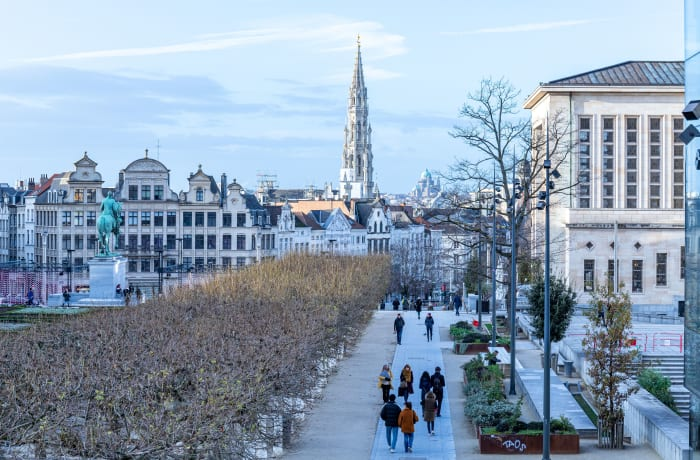Apartment in Saint Jean - Anvers I, Grand Place - 26