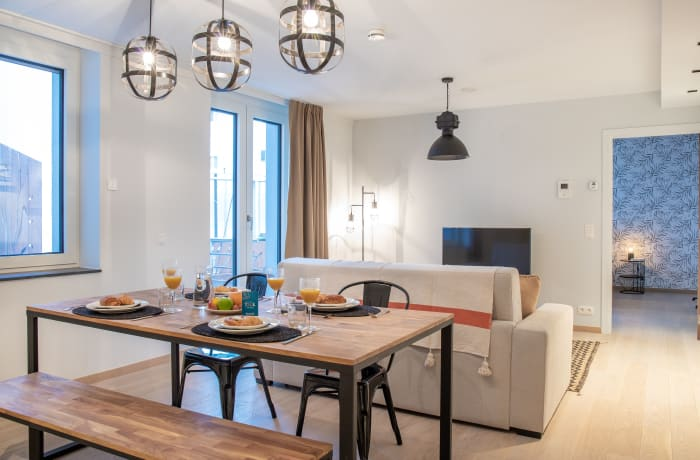 Apartment in Saint Jean - Anvers IV, Grand Place - 1