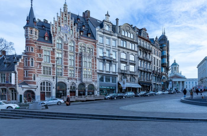 Apartment in Saint Jean - Anvers V, Grand Place - 26