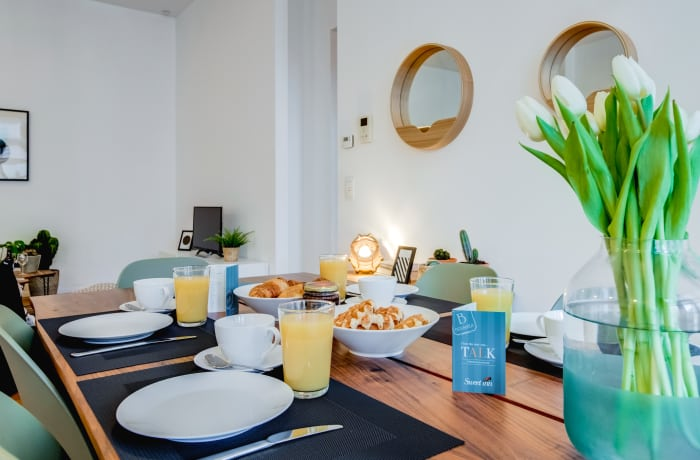 Apartment in Livourne II, Louise - 11