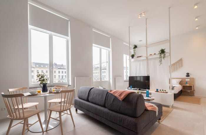 Apartment in Luxembourg I, Eu Quarter - 18