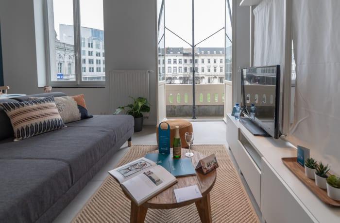 Apartment in Luxembourg I, Eu Quarter - 2