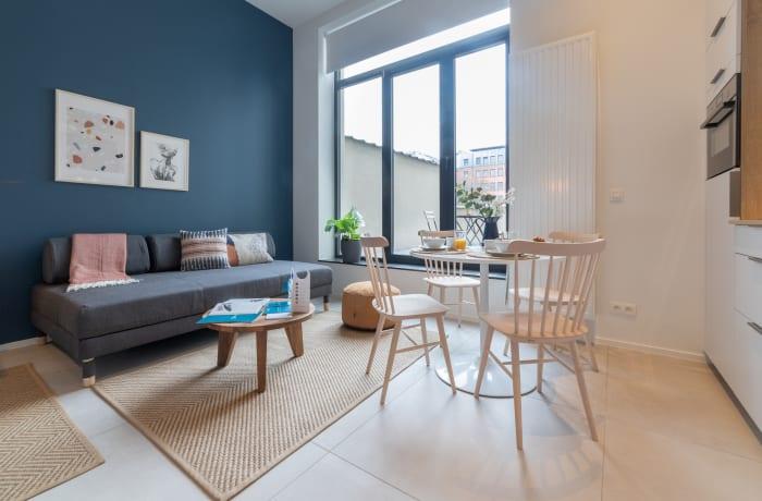 Apartment in Luxembourg II, Eu Quarter - 1