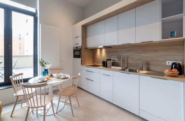 Apartment in Luxembourg II, Eu Quarter - 2
