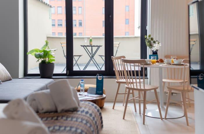 Apartment in Luxembourg II, Eu Quarter - 12