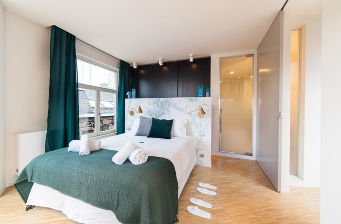 Apartment in Regence II, Sablon - 12