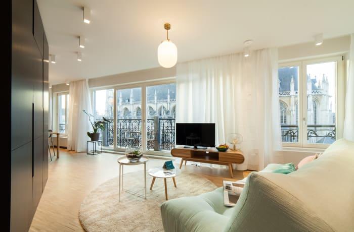 Apartment in Regence III, Sablon - 3