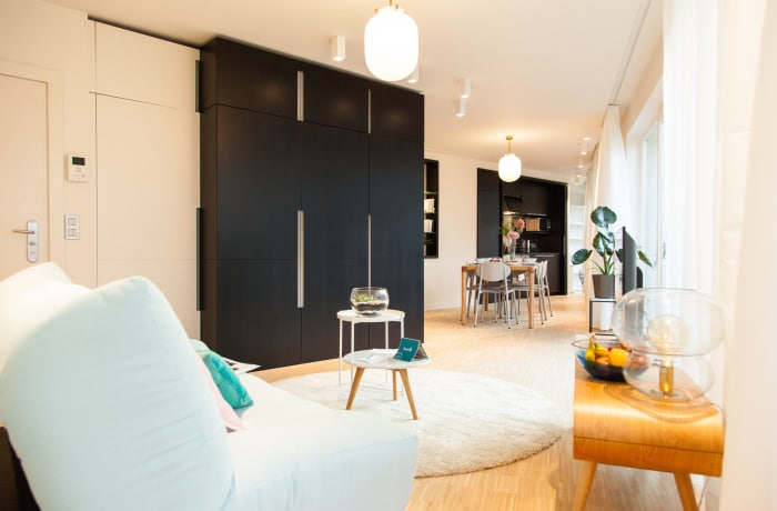 Apartment in Regence III, Sablon - 6