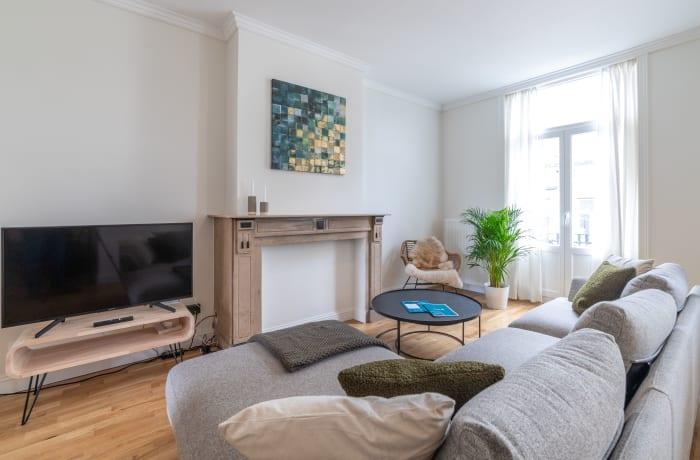 Apartment in Dansaert V, Saint Catherine - 2