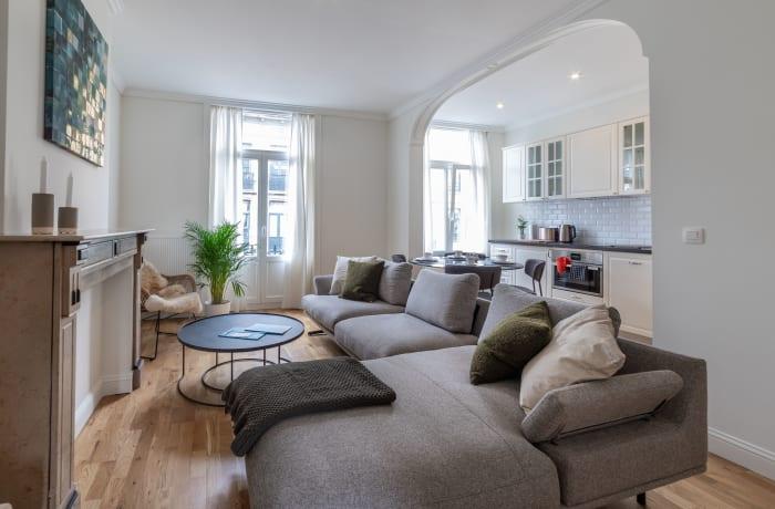 Apartment in Dansaert V, Saint Catherine - 1