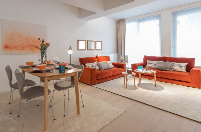 Apartment in Stassart IV, Toison d'Or - 1