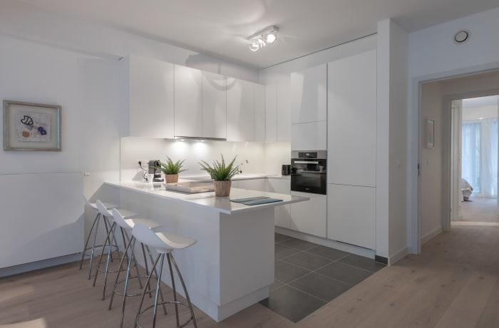 Apartment in Stassart IV, Toison d'Or - 5