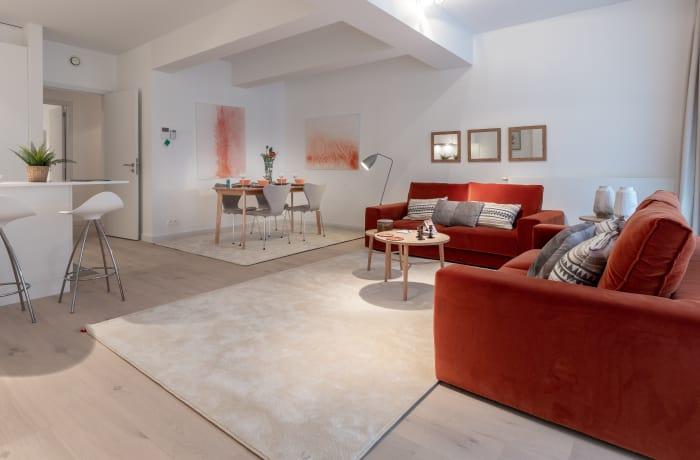 Apartment in Stassart IV, Toison d'Or - 2