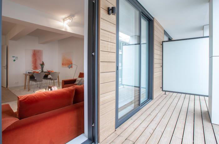 Apartment in Stassart IV, Toison d'Or - 0