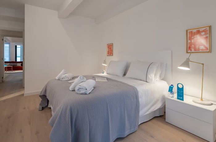 Apartment in Stassart IV, Toison d'Or - 19