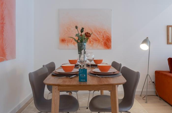 Apartment in Stassart IV, Toison d'Or - 9