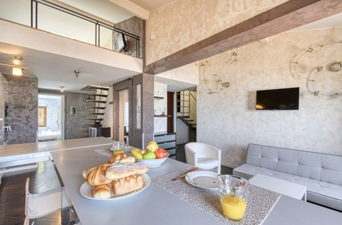Apartment in Barri, Le Suquet - 1