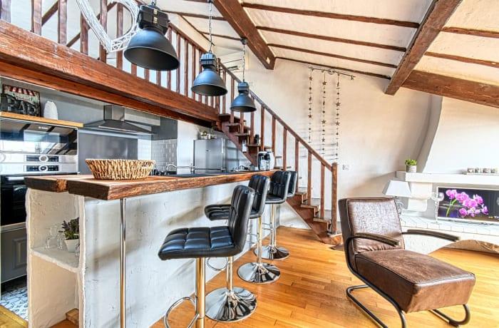 Apartment in Victor Tuby Duplex, Le Suquet - 4