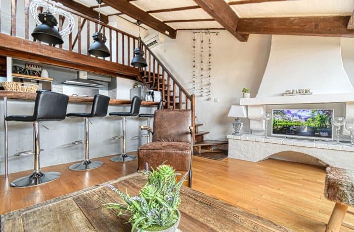 Apartment in Victor Tuby Duplex, Le Suquet - 6